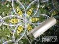 『誕生石の万華鏡』 オイル万華鏡   8月 ペリドット