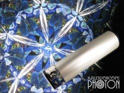 画像1:  『誕生石の万華鏡』 オイル万華鏡   9月 ラピスラズリ