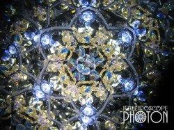 画像2:  『誕生石の万華鏡』 オイル万華鏡   11月 シトリン